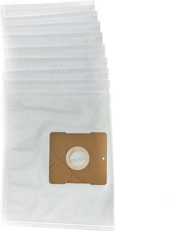 Stofzuigerzakken Uni-Bag - Geschikt voor Inventum ST306RZA / ST306BZA - Inhoud 10 Stuks + Uitblaasfilter