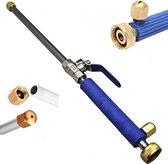 Waterjet - Hogedrukreiniger - Waterspuit -Tuinslang- Hogedrukpistool-Hogedrukspuit - Spuitmond - Opzetstuk Tuinslang