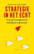 Boek cover Strategie in het echt van Jack van der Werf