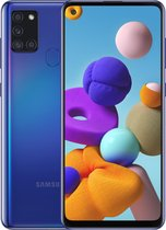 Samsung Galaxy A21s - 64GB - Blauw