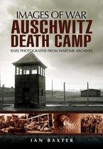 Boek cover Auschwitz Death Camp van Ian Baxter
