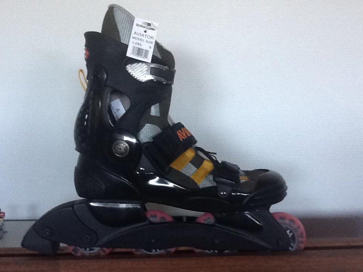Inlines skates I 285 AVIATOR Roller Derby US 9