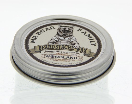 Mr. Bear Family Woodland Snorrenwax - 30 ml - 1 stuk