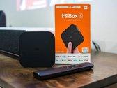 IPTV Android 9 Xiaomi Mi Box S 8 GB Wi-Fi Zwart 4K Ultra HD - Google Assistant. Chromecast/Netflix/Videoland/Disney+