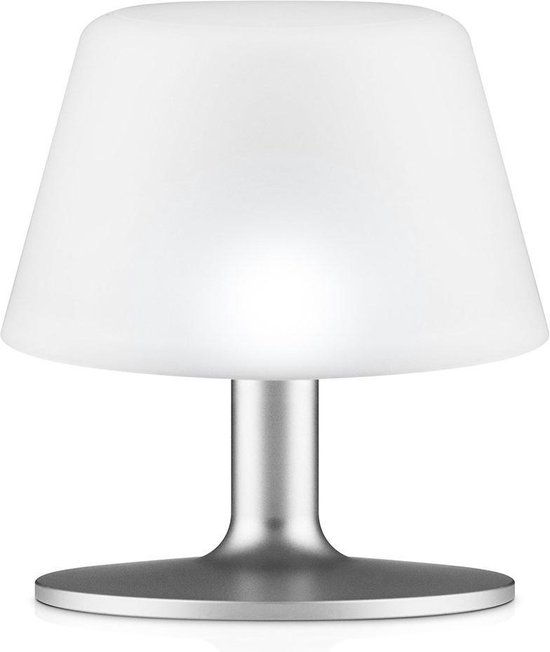 Eva Solo Tafellamp op zonne-energie Wit