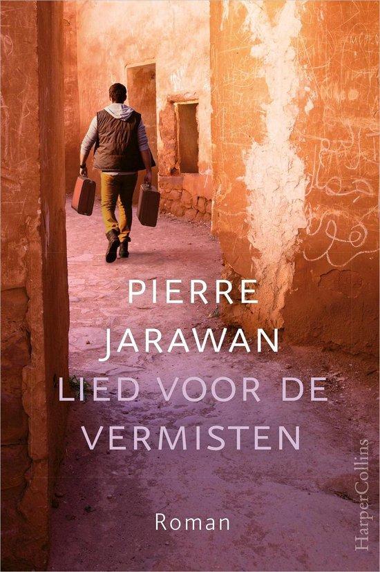 Boek cover Lied voor de vermisten van Pierre Jarawan (Onbekend)
