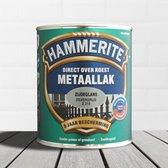 Hammerite Metaallak Zijdeglans Zilvergrijs 0,75L