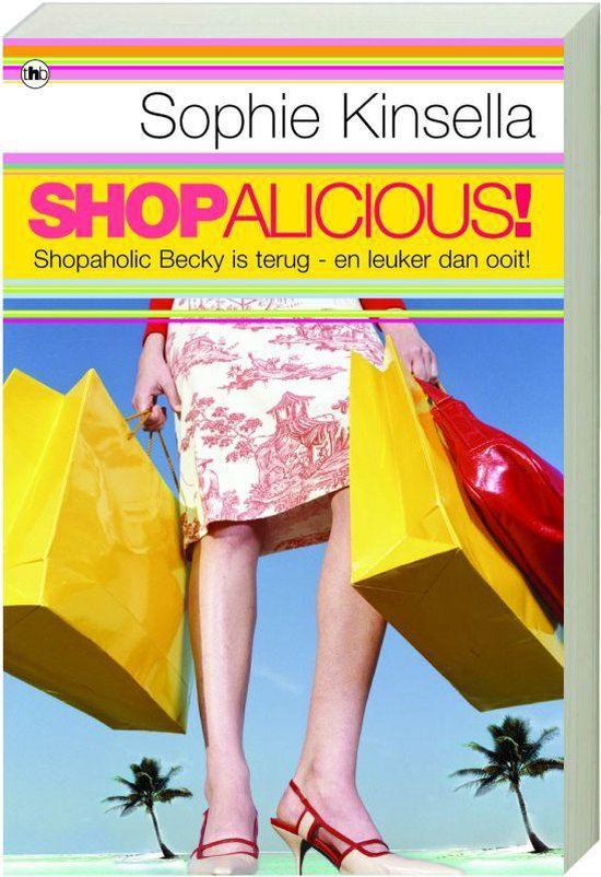 Shopalicious! - Sophie Kinsella |