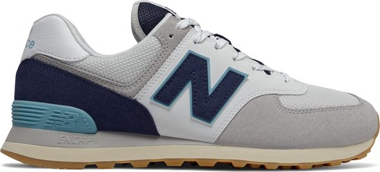 New Balance 574 Sneakers - Maat 41.5 - Mannen - suède/synthetisch  materiaal/rubber