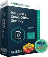 Kaspersky Small Office Security 1 FileServer / 9 Workstation / Mobile device AUTO-RENEW (2 Jaar)