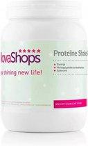 Novashops Eiwitdieet | Bereik snel je streefgewicht met shakes |Shake Aardbeien (17 porties) 5 varianten