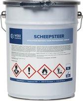 Wixx Scheepsteer Zwart | 20 liter