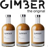 3 x Gimber the Original 700 ml