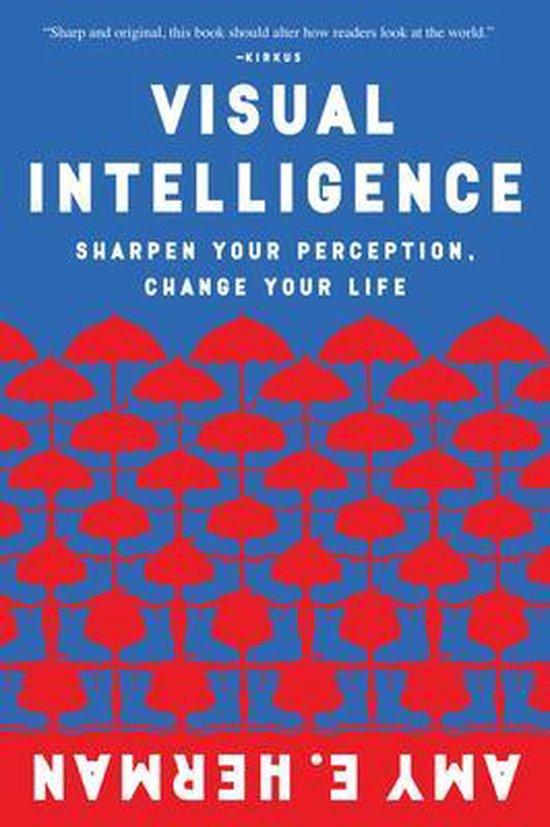 Boek cover Visual Intelligence van Amy E Herman (Paperback)