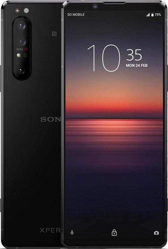 Sony Xperia 1 II - 5G - 256GB - Zwart