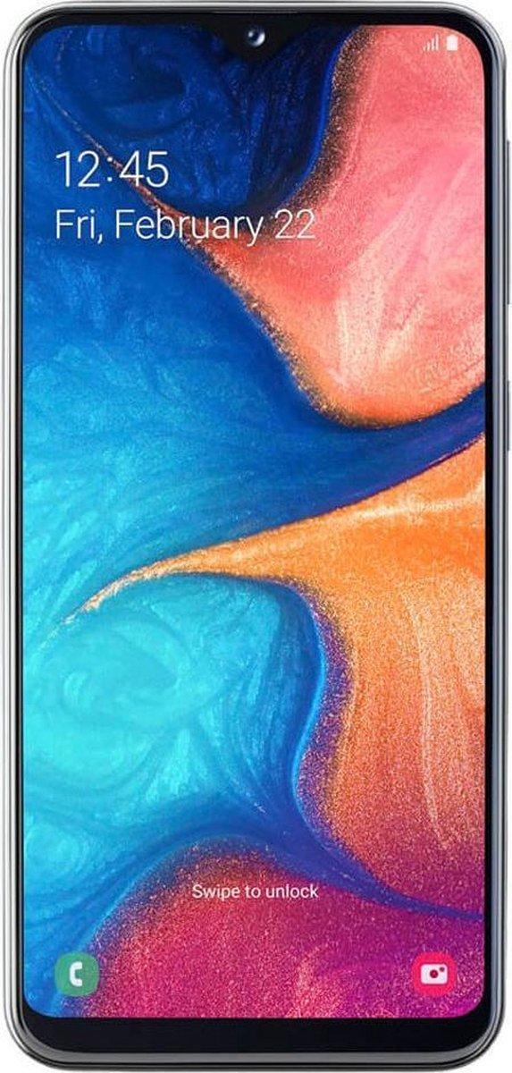 Samsung - Galaxy A20E - Mobiele telefoon - Dual Sim - 32GB - Zwart kopen