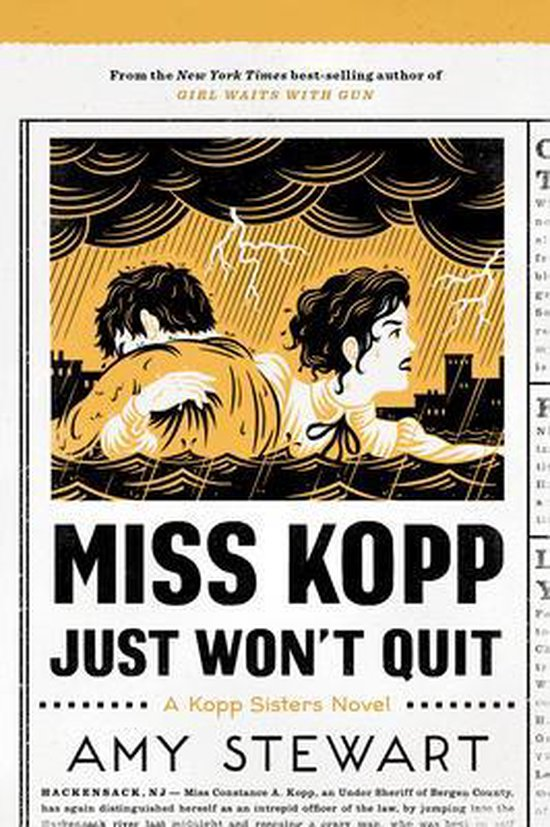 Miss Kopp Just Won't Quit, Volume 4