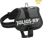 Julius-K9® Powertuig - Maat: XS/Mini-Mini  - 40–53 cm/22 mm, antraciet