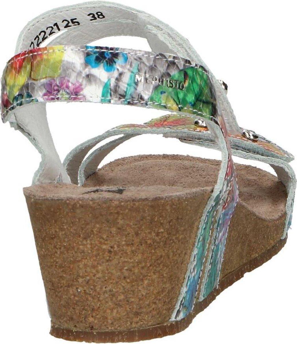 Multicolor Sandalen Mephisto Minoa Dames 38 Sandalen