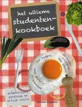 Boek cover Het ultieme studentenkookboek van Tiffany Goodalls (Hardcover)