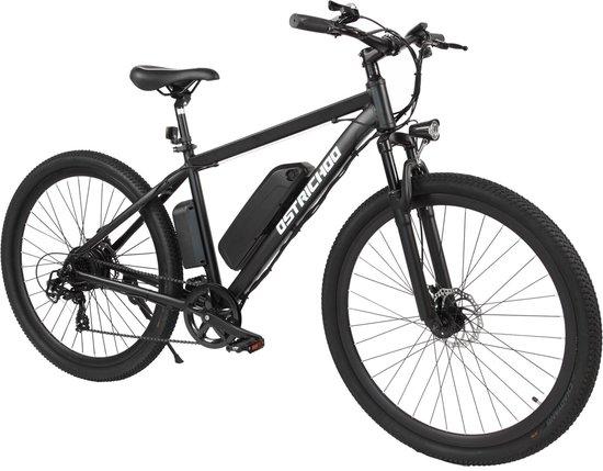 "Ostrichoo Nero elektrische MTB fiets 27.5"" - NIEUWE accu-technologie!"
