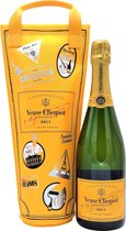 Champagne Veuve Clicquot Brut Shopping Bag Limited Edition
