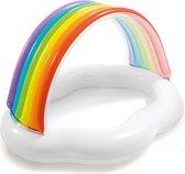 Intex Regenboog Opblaasbaar Baby Zwembad 1-3 jaar - Zwembad
