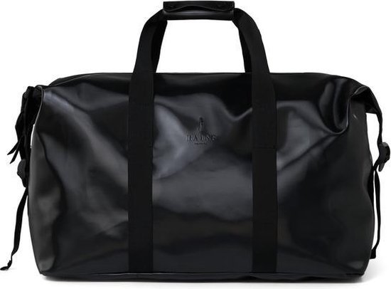 Rains Weekend Bag Unisex - One Size - Zwart