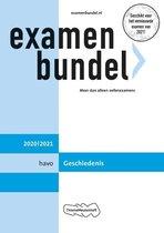 Examenbundel havo Geschiedenis 2020/2021