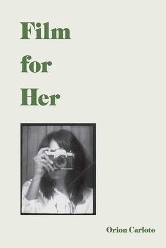 Boek cover Film for Her van Orion Carloto