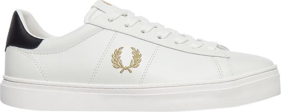 Fred Perry Sneakers - Maat 43 - Mannen - wit/zwart