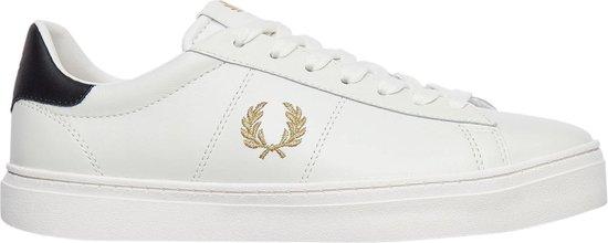 Fred Perry Sneakers - Maat 46 - Mannen - wit/zwart