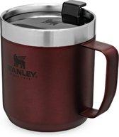 Stanley The Legendary Camp Mug 0,35L - Beker - Wine