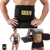 Sauna belt – Waist trainer – Afslank gordel band – Waist shaper – Buik train