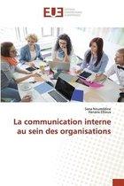 La communication interne au sein des organisations