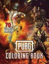 PUBG Coloring Book