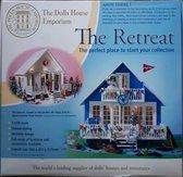 The Retreat - vakantiehuis - bouwpakket in schaal 1:12