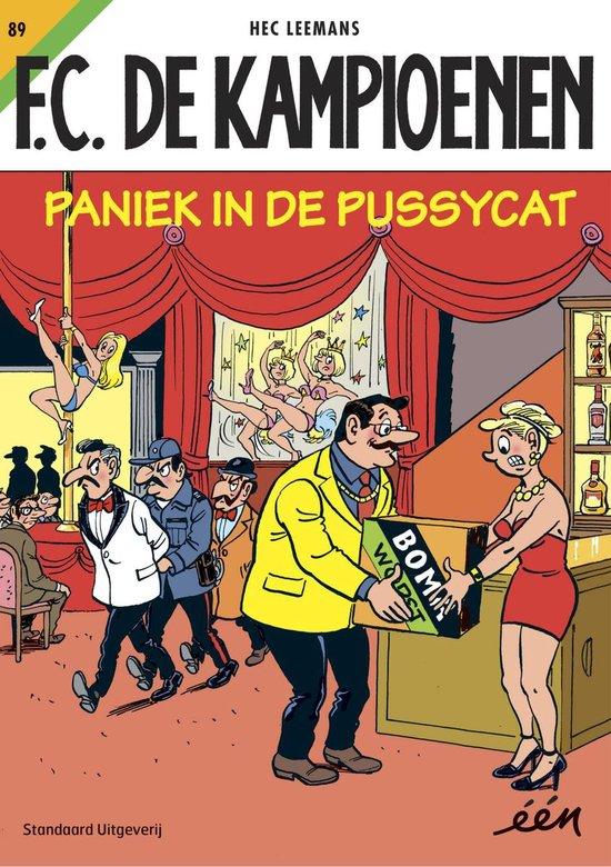 Kampioenen 89. paniek in de pussycat - Hec Leemans  