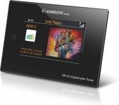 Albrecht dr53 DAB+ – FM bluetooth ID3 radio adapter aansluiting op uw HiFi versterker