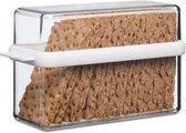 Mepal Knackebrod / Cracker bewaardoos Stora Wit