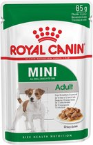 Royal Canin Shn Mini Adult Pouch - Hondenvoer - 12 x 85 g