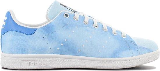 adidas PHARRELL WILLIAMS - HOLI PACK - Stan Smith PW HU Heren Schoenen  Sneakers Sportschoenen Blauw AC7045 - Maat EU 44 UK 9.5