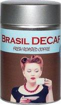 DECAF - filterkoffie in kado blik