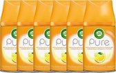 Airwick Freshmatic navulling - mediterranean sun - 6 x 250 ml - voordeelverpakking