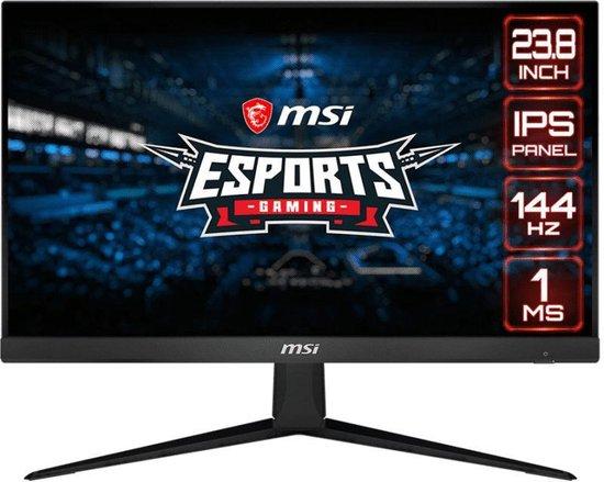 MSI Optix G241 - Full HD IPS Gaming Monitor - 144hz - 24 inch