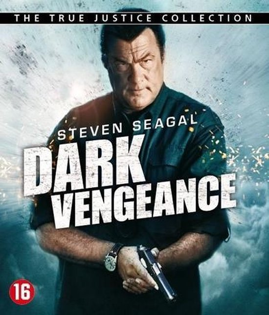 Cover van de film 'True Justice - Dark Vengeance'