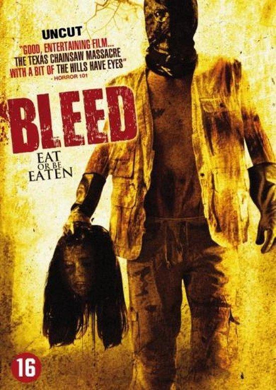 Cover van de film 'Bleed'