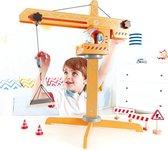 Hape - Crane Lift (E3011)