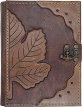 Afbeelding van Dagboek - zwangerschapsdagboek - leerdagboek - negenmaanden boek - reisdagboek- vriendschapsdagboek - notitieboek  - Kerstcadeau