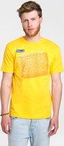 Logoshirt Heren T-shirt Maat L
